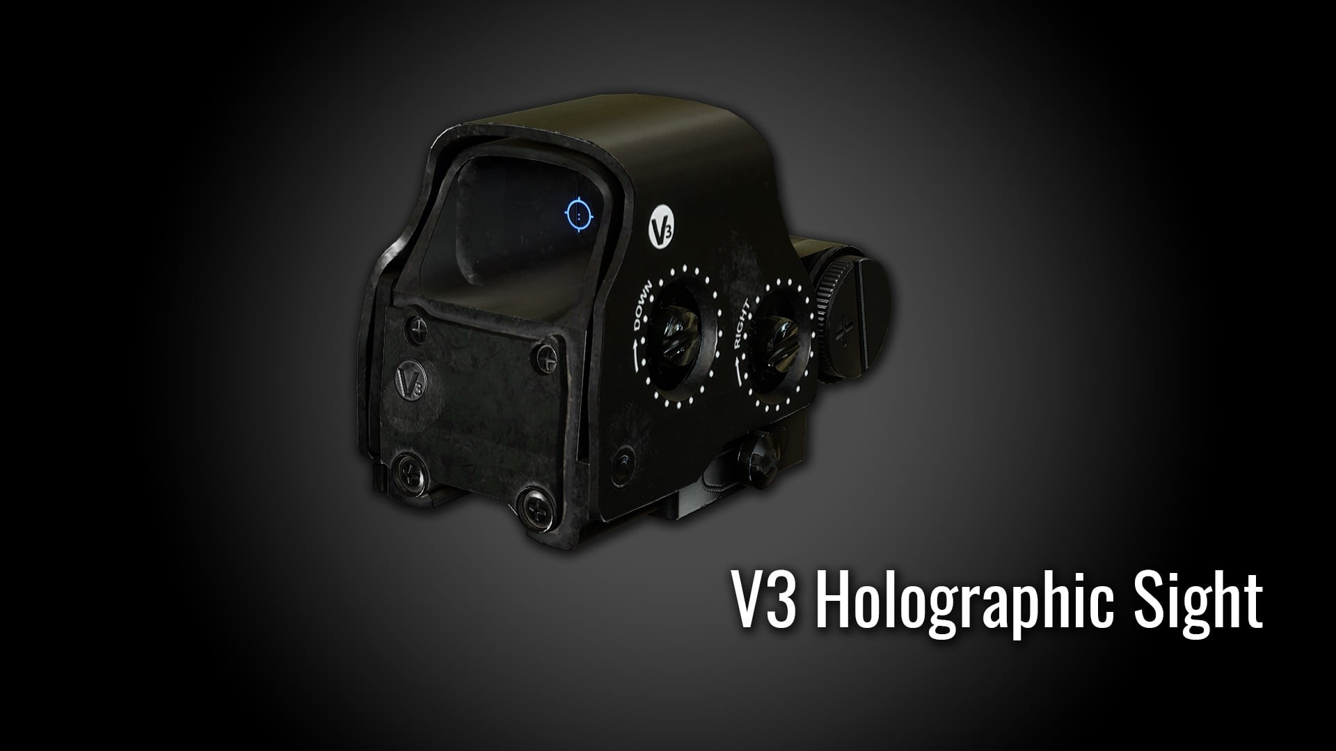 V3 Holographic Sight