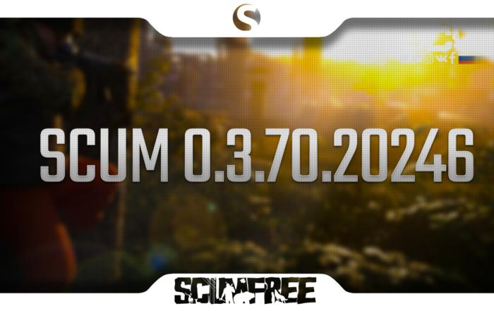 Scum сервер 5